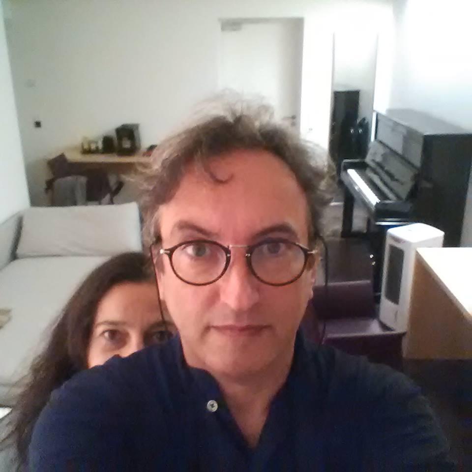 Andrea and Irene - Philharmonie Paris - 2016