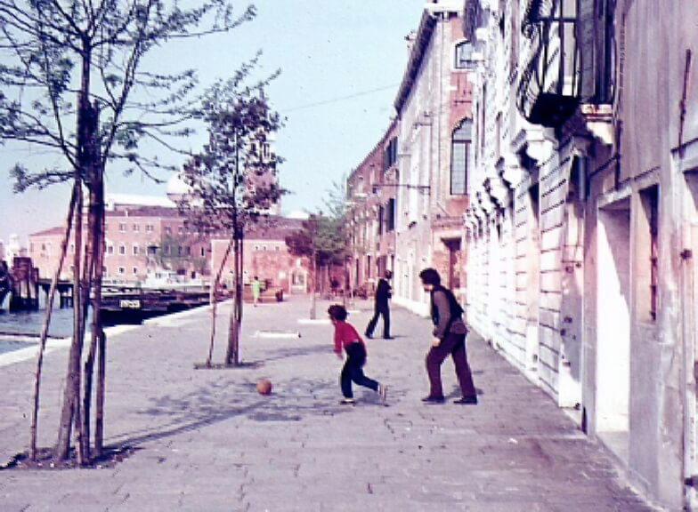 Andrea and Giovanni - Venice