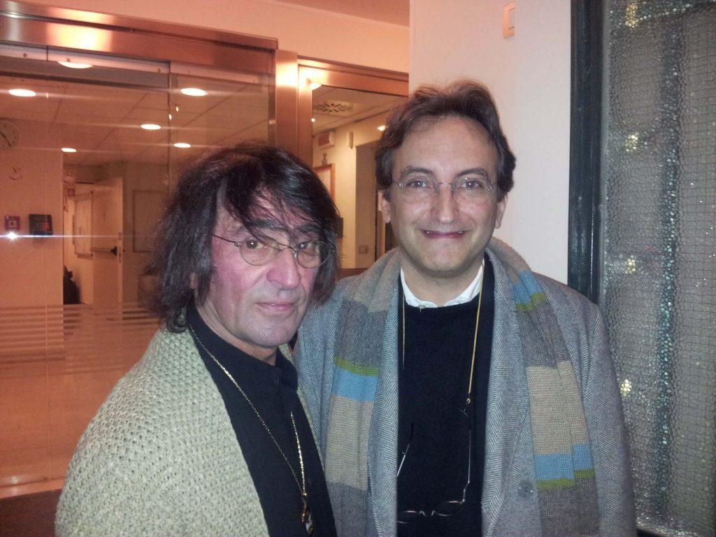 Andrea and Yuri Bashmet - Teatro La Fenice - Venice 2014