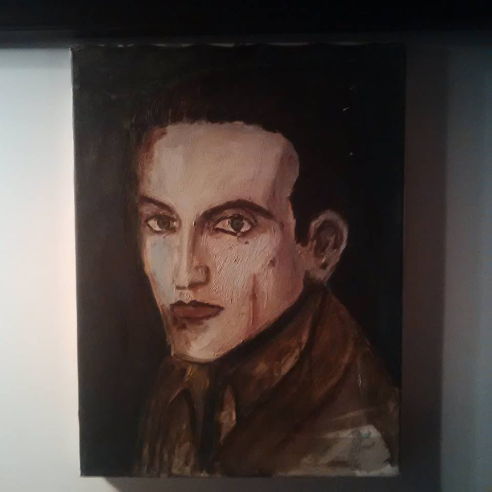 Portrait by Serena Nono
