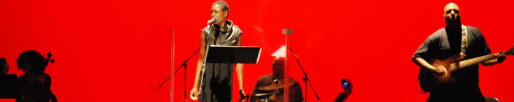 Helga Davis e Abe Fogle, Apollo Theatre, NY 2010