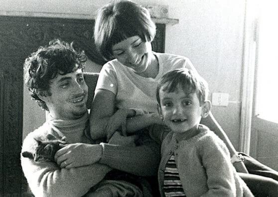 gatto, Giovanni, Margot e Andrea