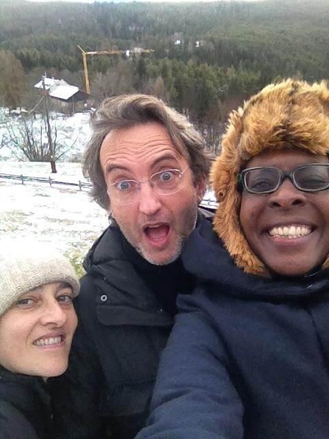 Irene, Adrea e Helga